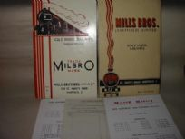 Mills & Milbro Catalogues of 0-Gauge Models